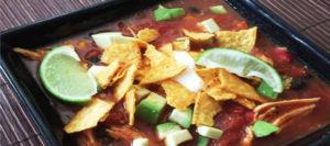 Kyllinge Taco Suppe