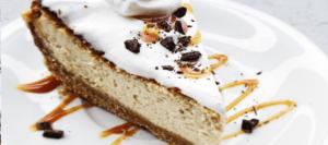 Karamel Macchiato Cheesecake