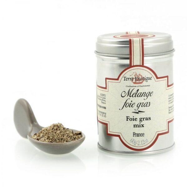 Foie gras mix Frankrig 60g