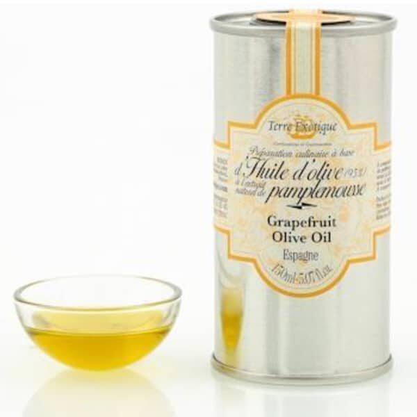 Olivenolie med grapefrugt