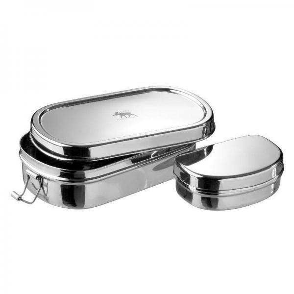 Hormonvenlig madkasse - PureLunchBox Oval
