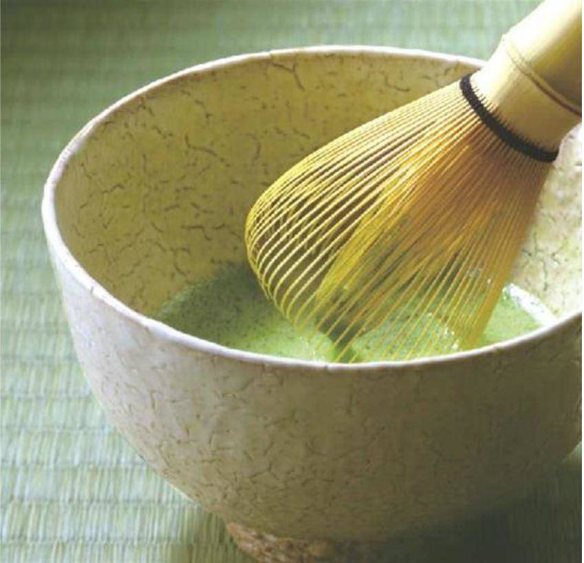 Matcha grøn te