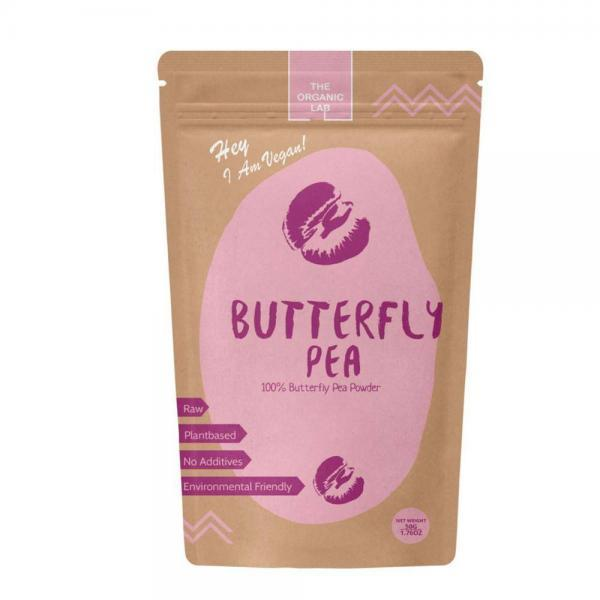 Butterfly Pea pulver