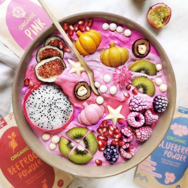 Økologisk Pink Pitaya