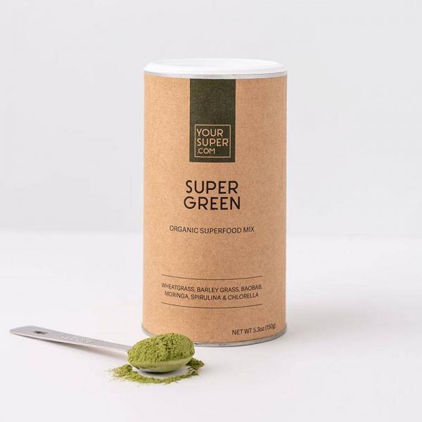 Økologisk Super green mix