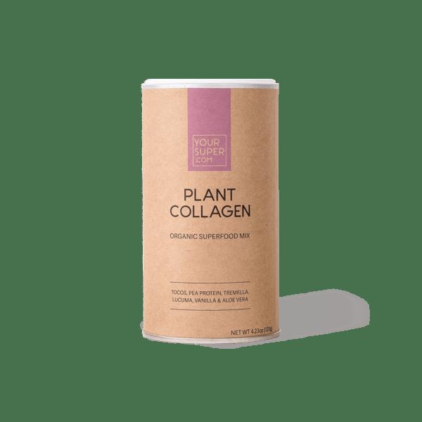 Økologisk Plantebaseret collagen