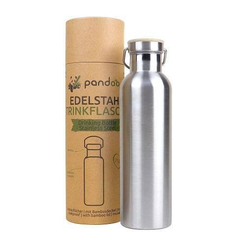 Drikkeflaske i rustfrit stål
