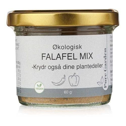 Økologisk & Vegansk Falafel mix