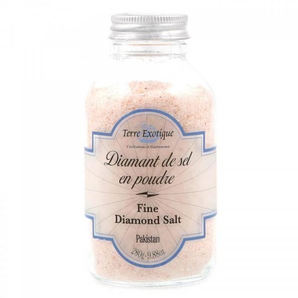 Rosa Diamant salt